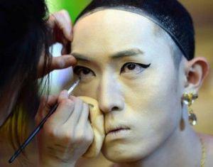 The Art of Makeup.