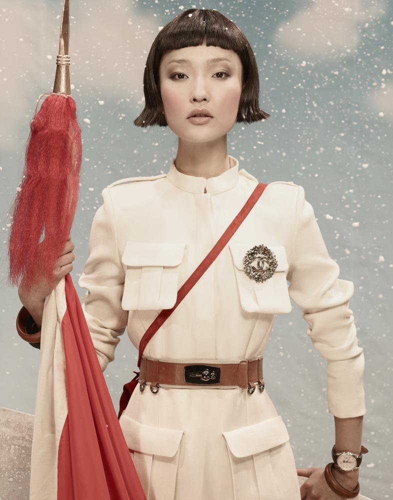 Quentin Shih Du Juan Vogue China 2