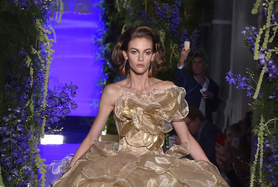 Guo Pei AW17 Couture Week